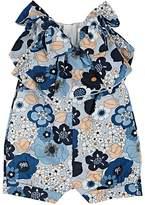 Chloé Infants' Ruffle Floral Cotton Romper
