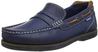 Chatham Balfour Made in Britain Slip On Boat Shoe-10