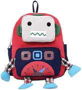 Kylin Express Creative Cartoon Shoulder Small Bag Backpack Bag For 1-6 Years Old Kids, Red