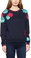 Juicy Couture Women's Baltic Floral Pullover Jumper