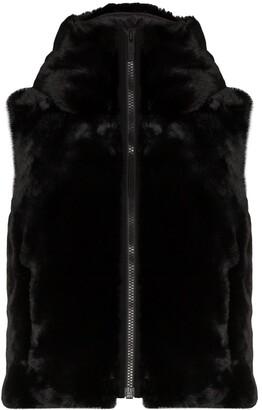 Fusalp Pegase sleeveless ski jacket