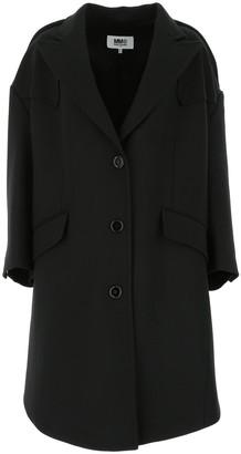 MM6 MAISON MARGIELA Studio Oversized Coat