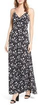 MICHAEL Michael Kors Women's Verbena Print Jersey Maxi Dress