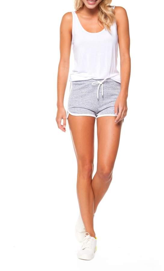 Dex Grey Soft Shorts