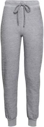 Wildfox Couture Melange Fleece Track Pants