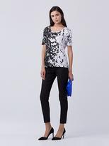 Diane von Furstenberg Ricki Modal T-Shirt
