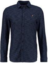 Farah The Elsworth Slim Fit Shirt Blue