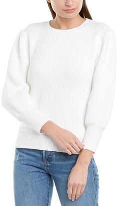 Jason Wu Blouson Sleeve Sweater
