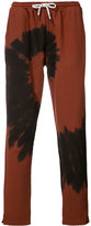 Ovadia & Sons tie-dye track pants - men - Cotton - S