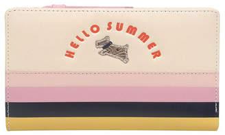 Radley Hello Summer Zip Top Wallet