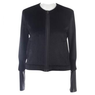 Thakoon Black Wool Jacket for Women
