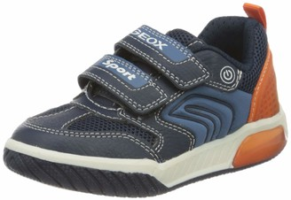 Geox Boys J Athiss B Low-Top Sneakers