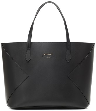 Givenchy Wing leather shopper