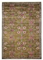 Solo Rugs Oushak Collection Spring Flowers Oriental Rug