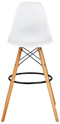 "Bronx Mondragon Bar & Counter Stool Ivy Seat Height: Bar Stool (31"" Seat Height)"