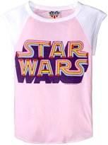 Junk Food Clothing Star Wars Technicolor (Kid) - Light Pink/White - XXS