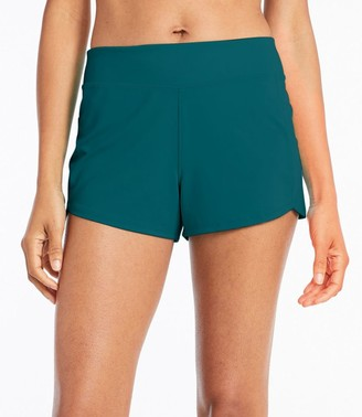 L.L. Bean Women's Salt Water Essentials Swimwear, Shorts