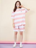 [Unisex] Re Towel Pants(Pink)