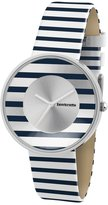 Lambretta Fashion Cielo Stripes Blue Women's Watch BLU