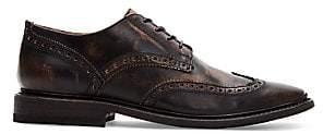 Frye Men's Paul Leather Wingtip Brogues