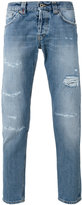 Dondup tapered jeans - men - Cotton/Polyester - 30