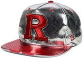 Zephyr Rutgers Scarlet Knights Gridiron Snapback Cap