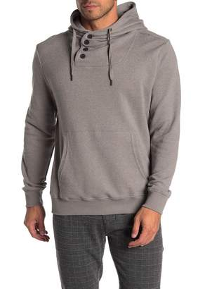 Civil Society Alton Long Sleeve Funnel Neck Pullover Hoodie