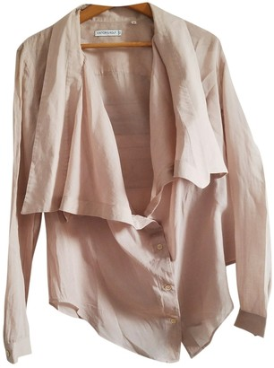 Viktor & Rolf Pink Cotton Top for Women