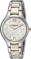 Raymond Weil Women's 5132-STP-00985 Noemia Swiss Two-Tone Watch