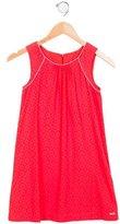 Junior Gaultier Girls' Soliel Eyelet Dress w/ Tags