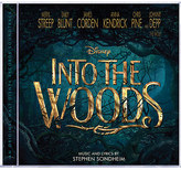 Disney Into the Woods Soundtrack CD