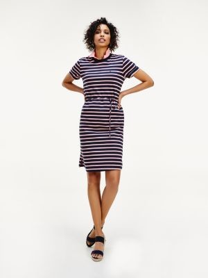 Tommy Hilfiger Stripe T-Shirt Dress