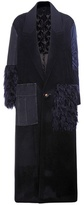 Undercover Wool And Cashmere Coat