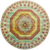 """Aura Silk Round Rug - 9'11""""x10'6"""""""
