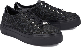 Mephisto Gyna Leather Sneaker