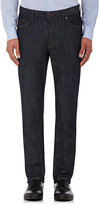 Ermenegildo Zegna Men's Five-Pocket Jeans-NAVY