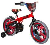 "Transformers Kids Optimus Prime Bike - Red/ Grey (16"")"