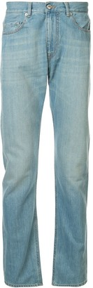 Cerruti acid wash jeans