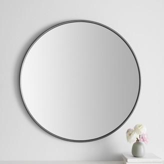 Pottery Barn Teen Metal Framed Round Mirror