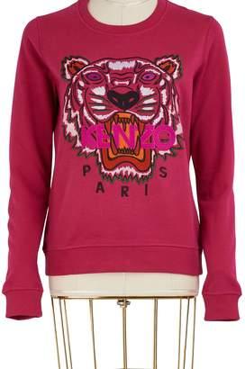 Kenzo Cotton Tiger Sweater