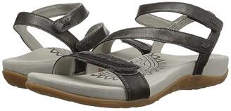 Aetrex Gabby (White) Women's Sandals