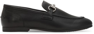 Gucci HORSEBIT SMOOTH LEATHER LOAFERS