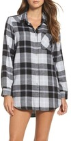 Make + Model Women's Flannel Nightshirt