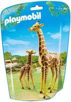 Playmobil Giraffe & Calf Set - 6640
