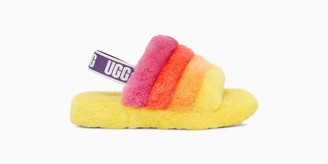 UGG Rainbow Fluff Yeah