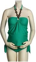Maternal America - Maternity Coco 2 Piece O-Ring Tankini