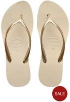 Havaianas High Fashion Wedge Flip Flop Sandal