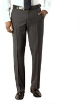Karl Jackson Grey Stripe Tailored Washable Suit Trouser