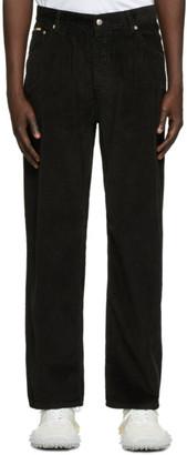 Eytys Black Corduroy Benz Trousers