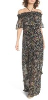 Rebecca Minkoff Women's Loma Maxi Dress